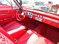 1964 Valiant Signet Convertible interior (8076819549).jpg