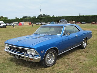Chevrolet Chevelle Mid-sized automobile