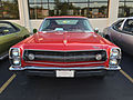 1967 AMC Marlin fastback at AMO 2015 meet in red 1of2.jpg