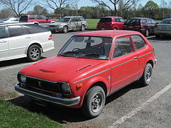 1977 Honda Civic (22901414069).jpg