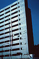1985 Mexico Earthquake - Pino Suarez Apartment Complex damage.jpg