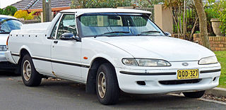 Ford Falcon (XH) Motor vehicle