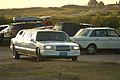 1997 Lincoln Town Car Limousine (8877489725).jpg