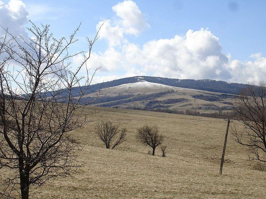 Tokarnia (mountain)