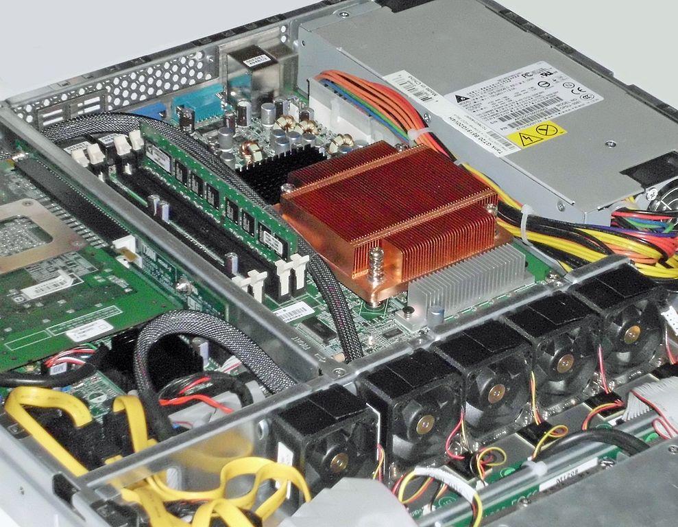 rackmount server wikipedia 2