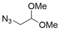 2-Azido-1,1-dimethoxyethane.png