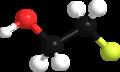 2-Fluoroethanol model 3d.png