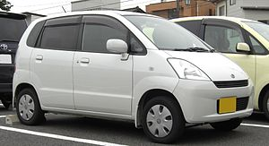 Suzuki MR Wagon - Suzuki MR Wagon, 1st generation (pre-facelifted)