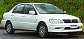 2002-2003 Mitsubishi Lancer (CG) LS sedan (2011-10-25).jpg