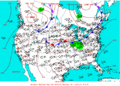 2003-07-18 Surface Weather Map NOAA.png