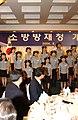 2004년 6월 서울특별시 종로구 정부종합청사 초대 권욱 소방방재청장 취임식 DSC 0196.JPG