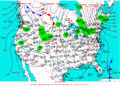 2004-01-20 Surface Weather Map NOAA.png