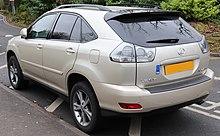 https://upload.wikimedia.org/wikipedia/commons/thumb/c/c2/2005_Lexus_RX_400h_SE_CVT_3.3_Rear.jpg/220px-2005_Lexus_RX_400h_SE_CVT_3.3_Rear.jpg