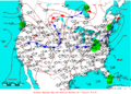 2006-07-13 Surface Weather Map NOAA.png