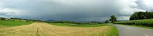 Lohn, Schaffhausen - Fields near Lohn, SH