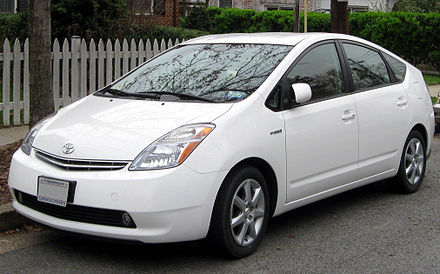 2007u20132009 Model Year Toyota Prius Touring (US)