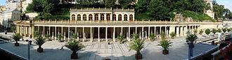 Josef Zítek - Mill Colonnade