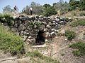2007 Greece Argolid Mycenean bridge.jpg