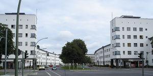 Reinickendorf (locality) - Weiße Stadt