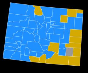 Colorado Democratic caucuses, 2008 - Image: 2008Colorado Democratic Caucuses