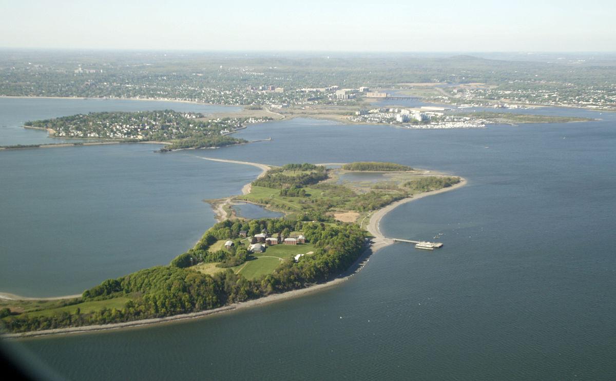 Boston Harbor Islands National Park Area John Corwin