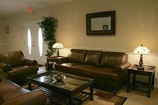 Couch Piece of furniture for seating two or more persons in the form of a bench with armrests