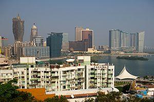 Economy of Macau - Macau