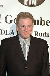 Photograph of William Atherton looking slightly to his left