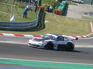 2009 FIA GT Championship -  Richard Westbrook won the GT2 Cup for Drivers
