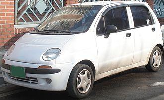 Daewoo Motors - Daewoo Matiz