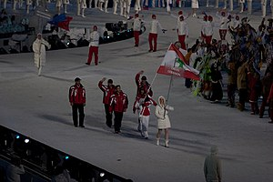 Sport in Lebanon - Lebanon at the 2010 Winter Olympics
