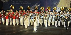 2012. 10. 해군 군악대 Rep. of Korea Navy Navy symphonic band (8092344243).jpg