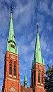 2012 Rybnik, Bazylika św. Antoniego (01).jpg