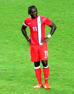 Godfred Karikari Hong Kong footballer