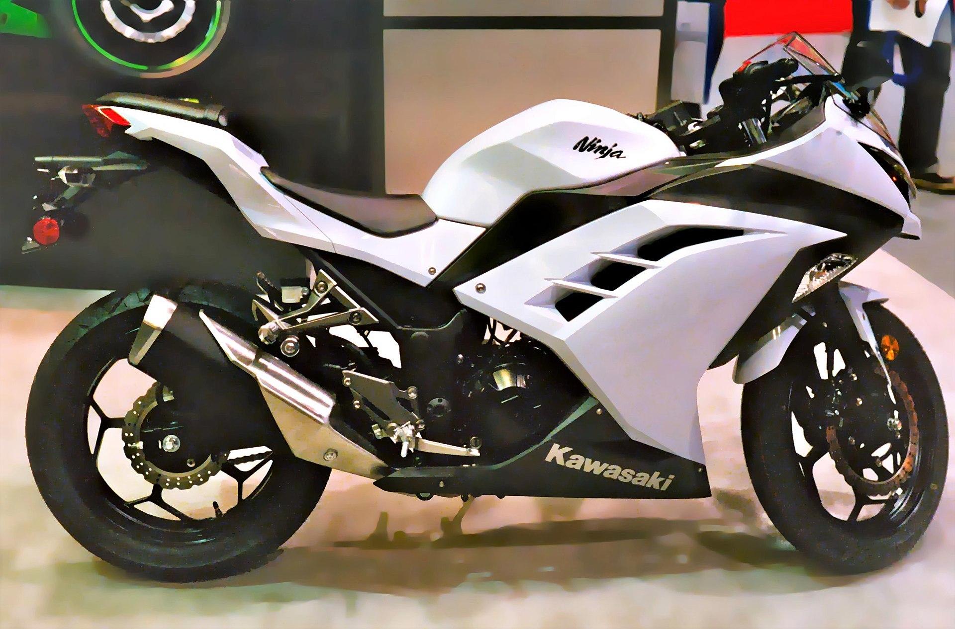 Kawasaki Ninja Cc Gede