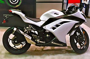 Kawasaki Ninja Abs Top Speed