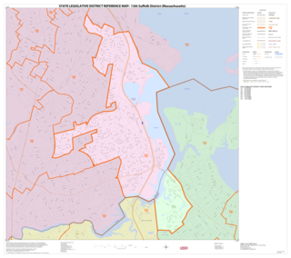 Massachusetts House of Representatives 13th Suffolk district