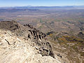 2014-09-24 12 18 21 View east across Lizzie's Basin from the summit of Hole-in-the-Mountain Peak, Nevada.JPG