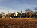 2014-12-27 15 44 38 View of the back of the New Jersey State House in Trenton, New Jersey.JPG