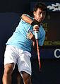 2014 US Open (Tennis) - Qualifying Rounds - Yuichi Sugita (14846751590).jpg