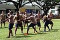 2016 Seabee Olympics Hawaii - Tug-of-War - NAVFAC Hawaii vs 130th Engineer Brigade (25238910416).jpg