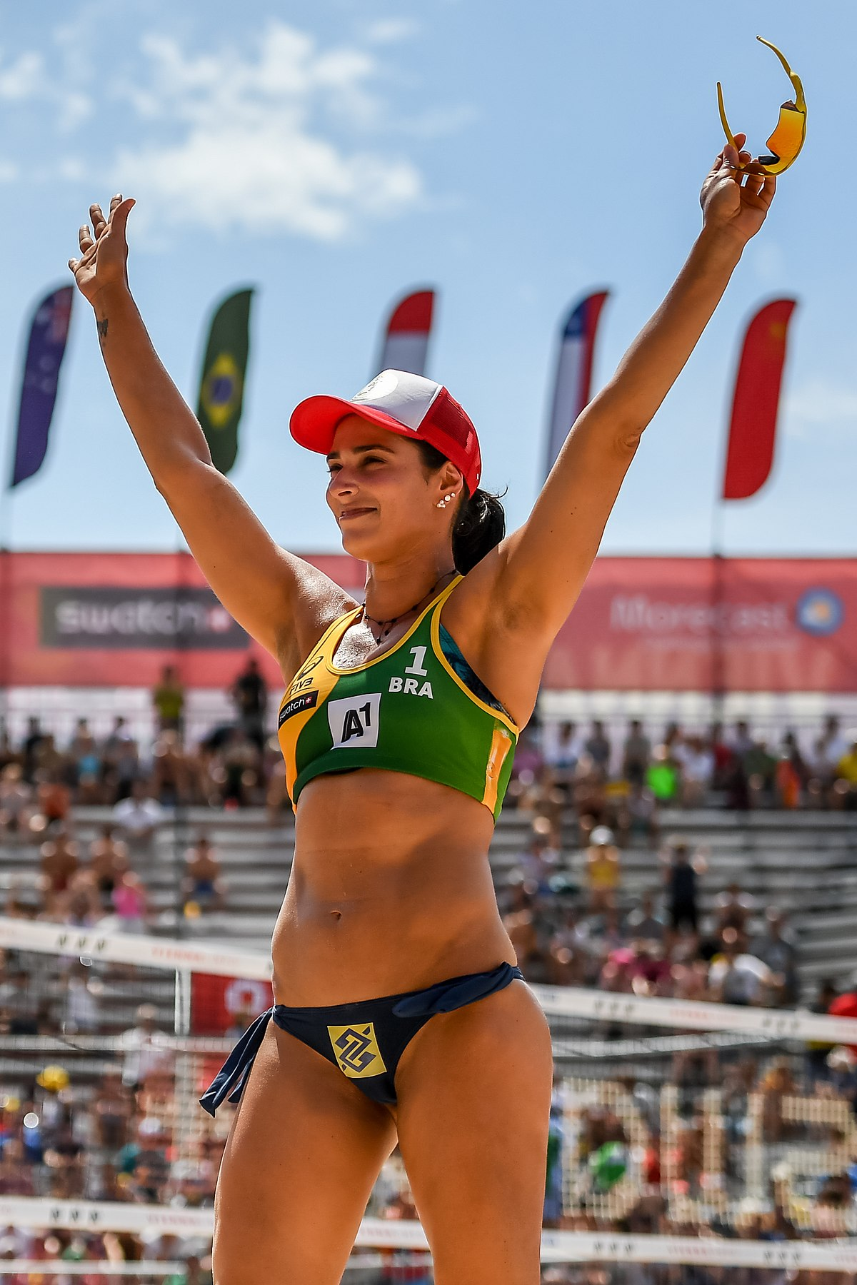 Finale Beachvolleyball Wm 2020