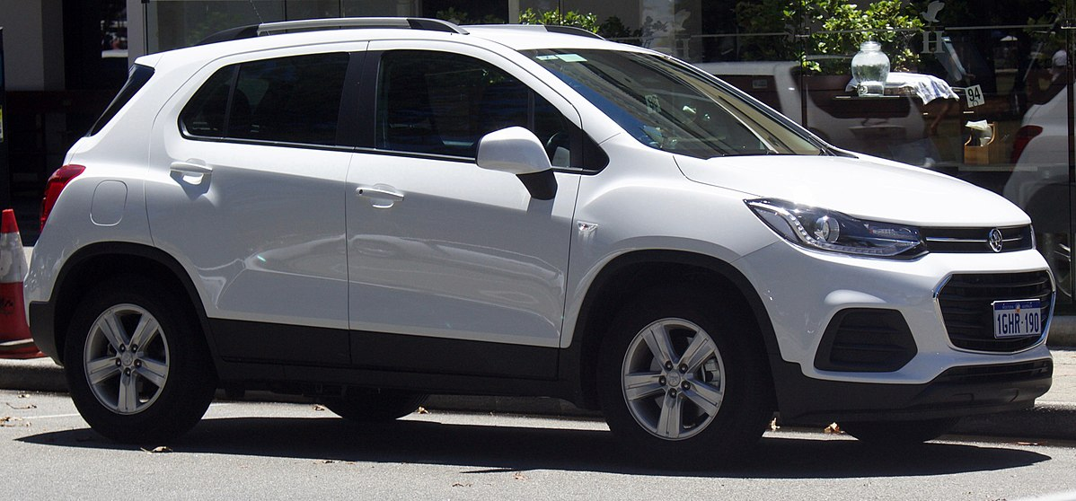 Chevrolet trax wikipedia sciox Choice Image