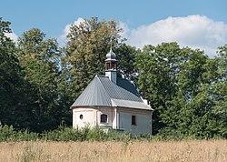 2017 Kaplica św. Floriana w Bystrzycy Kłodzkiej.jpg