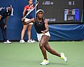 2017 US Open Tennis - Qualifying Rounds - Sachia Vickery (USA) def. Jamie Loeb (USA) (37010568901).jpg
