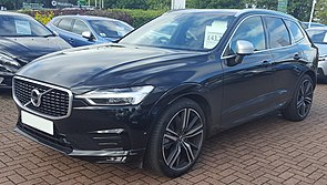 2017 Volvo XC60 R-Design Pro D5 PP Automatic 2.0 Front.jpg
