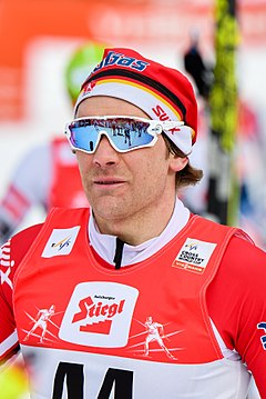 Devon Kershaw in Seefeld 2018