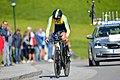 20180925 UCI Road World Championships Innsbruck Women Elite ITT Emilia Fahlin 850 9005.jpg