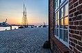 2018 - Sonnenuntergang im Alten Hafen.jpg
