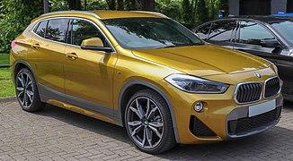 2018 BMW X2 xDrive20D M Sport X Automatic 2.0